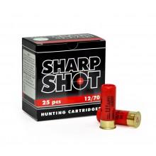 "Патрон 12к ""Sharp shot"" №0"