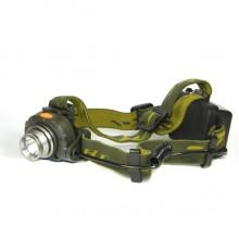 Налобный фонарь Bailong BL-6028