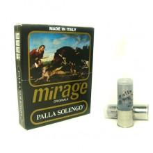 """Патрон Mirage 12/70 Т4 """"New Solengo"""" 28.5 gr."""