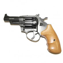 Револьвер под патрон Флобера Safari 431 М бук 4 мм