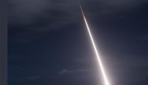 Американцы тестируют современную систему перехвата ракет