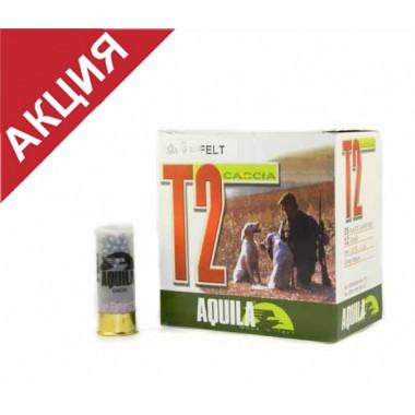 Патрон Aquila T2 Caccia Felt кал.12/70/12: 32г:№3