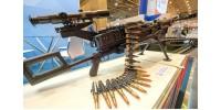 В Киеве проходит выставка бронетехники и оружия (9-11 октября)