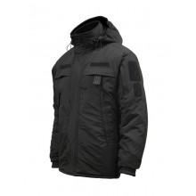 Куртка Patrol Jacket (чёрная)