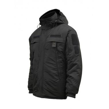 Куртка Patrol Jacket черная