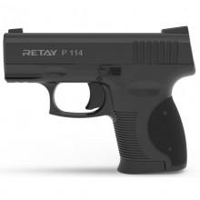 Пистолет стартовый Retay P114 черный