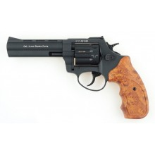 Револьвер под патрон Флобера Stalker 3 силумин коричневый