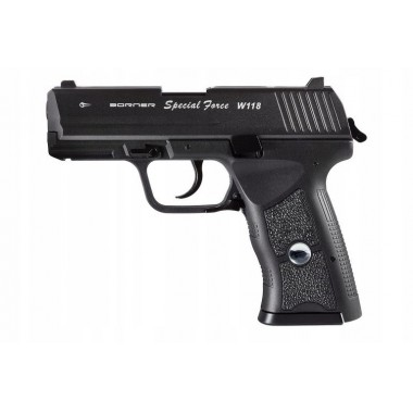 Пистолет пневматический Borner W118