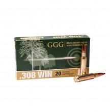 Патрон GGG SBT 165 gr. 308Win