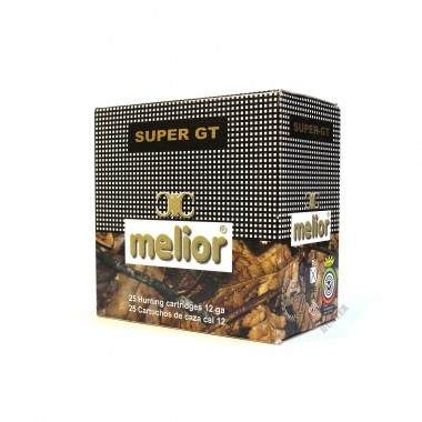 Патрон Melior Super GT 12 кал. Дробь №1