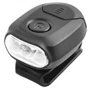 Фонарь налобный Police 8001,3 LED