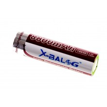 Аккумулятор 18650  X-Balog 8800mah