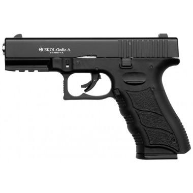 Пистолет стартовый EKOL gediz-А Blаck