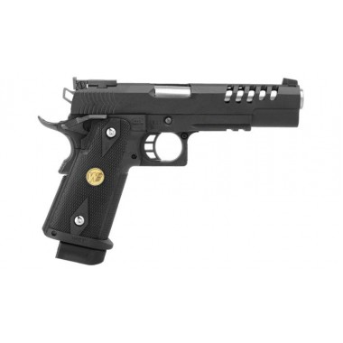 Пистолет Airsoft WE-H002-Hi-Capa 5.1 K GBB Pistol