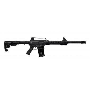 Полуавтоматическое ружье HUGLU XR7 Black 12/47см