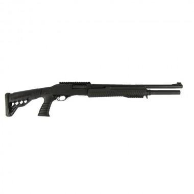 Помповое ружье охотничье гладкоствольное LINBERTA PA101 TAC кал 12/76, ствол 51 (7+1)