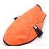 Накидка (Попоновая) для собак 34х60 см оранжевая