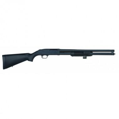 Помповое ружье Mossberg-500 12 20'' Tactical, Tri-Rail, Matte Syntetic