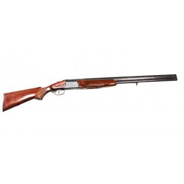 Двуствольное гладкоствольное ружьё ИЖ-27, к.12