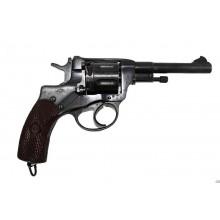 Травматический револьвер Наган Комбриг пластик