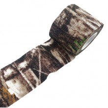 Лента маскировочная 7,5х450см Jungle Camo (клеится сама на себя) 02027