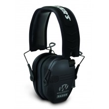 Наушники Walkers Razor Slim Electronic Quad Ear Muff черные