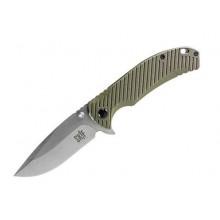 Нож SKIF Sturdy G-10/Black SW (green)