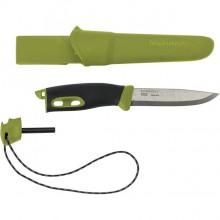 Нож Morakniv Companion Spark (зелёный)