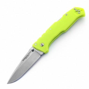 Нож складной Cold Steel Working Man желтый