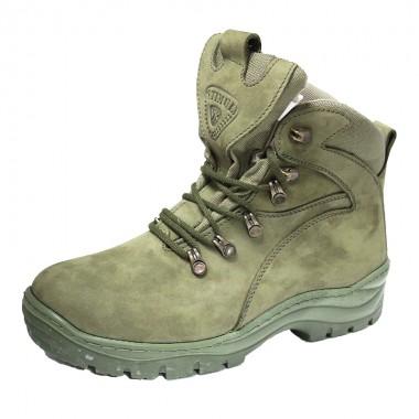 Ботинки Патриот №1 олива тинсулейт