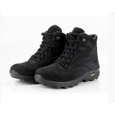 Ботинки Ультра черные тинсулейт