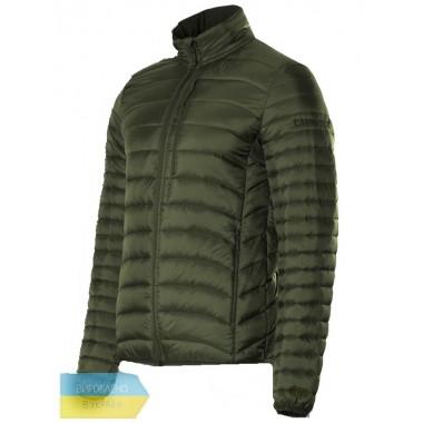 Куртка подстежка нейлон (чорна, олива)