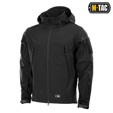 Костюм M-Tac Soft Shell Winter Blak
