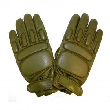 Перчатки СПЕЦНАЗ с пальцами хаки р.9 (утепленные)