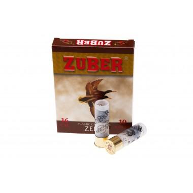 Патрон ZUBER 16к ZERO (К) 28гр №3/0