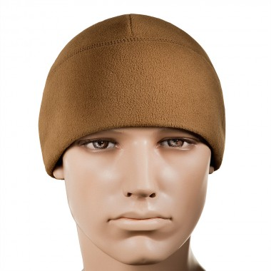M-TAC ШАПКА WATCH CAP ELITE ФЛИС (260Г/М2) COYOTE BROWN