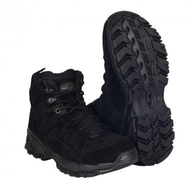 Ботинки MIL-TEC черные
