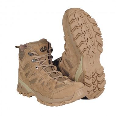 Ботинки MIL-TEC (бежевые)
