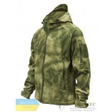 Куртка штурмовка Soft-Shell A-Tacs FG