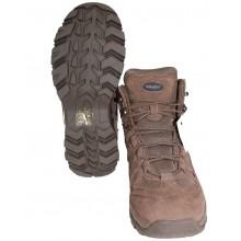 Ботинки MIL-TEC коричневый