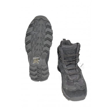 Ботинки MIL-TEC серый
