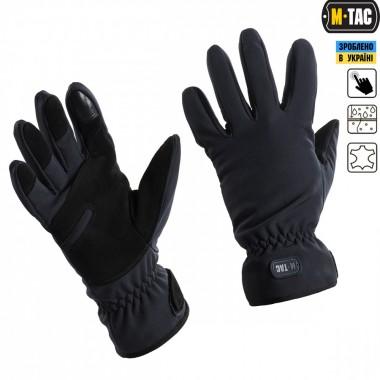 Перчатки M-Tac Tactikcal Weterproof Dark Navy Blue