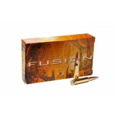 Патрон нарезной Federal Fusion 308Win Fusion 165gr/10,7г (20шт)