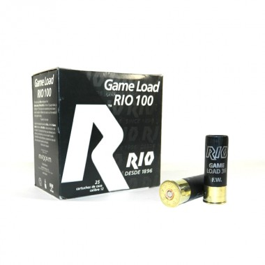 Патрон RIO Game Load-36  NEW (RIO 100) к.12 №3 36 гр