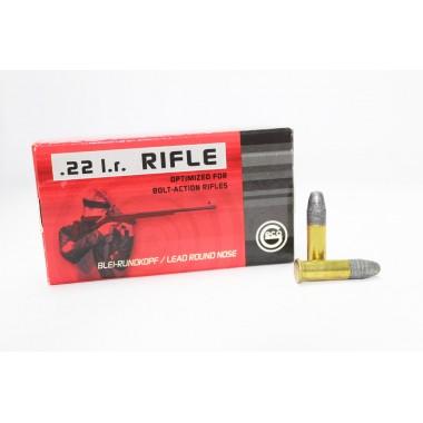 Патрон нарезной Geco Rifle 22Lr BR Round Nose 40gr/2.6г (50шт)