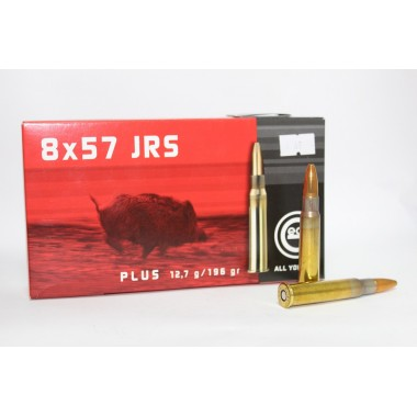 Патрон нарезной Geco Plus 8x57 JRS 196 gr/12,7г (20шт)