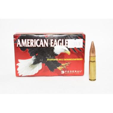 Патрон нарезной Federal American Eagle 300AAC Blackout FMJ-BT 150gr/9.7г (20шт)