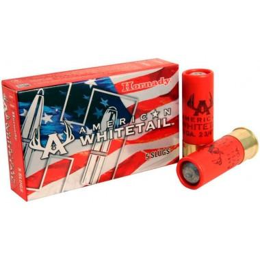 Патрон Hornady American Whitetail кал. 12/70 пуля Rifled Slug 28 г
