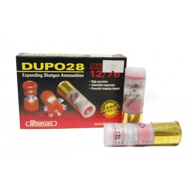 Патрон D Dupleks 12к Dupo 28 Magnum