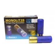 Патрон D Dupleks Monolit 12к Magnum 12/76 пуля Monolit 28,4 г